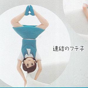コップのフチに舞い降りた天使 コップのフチ子6 1:連結のフチ子 奇譚クラブ ガチャポン ガチャガチャ ガシャポン|yuyou