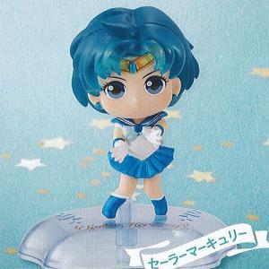 美少女戦士 セーラームーン Twinkle Statue 2:セーラーマーキュリー バンダイ ガチャポン ガチャガチャ ガシャポン yuyou