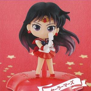 美少女戦士 セーラームーン Twinkle Statue 3:セーラーマーズ バンダイ ガチャポン ガチャガチャ ガシャポン yuyou