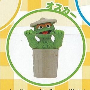 PUTITTO セサミストリート 5:オスカー 奇譚クラブ ガチャポン ガチャガチャ ガシャポン|yuyou
