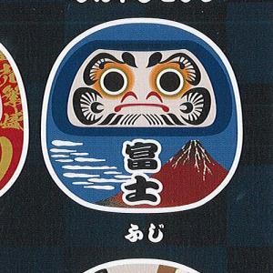 カプキャラ JAPANESE TRADITIONAL FORMAT FIGURE DARUMA 4:ふじ バンダイ ガチャポン ガチャガチャ ガシャポン|yuyou