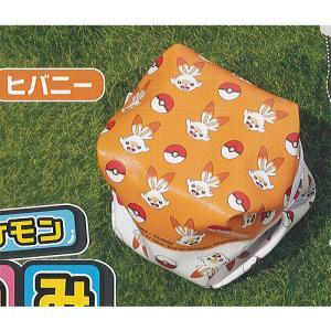 ポケットモンスター ポケモン つみ ポーチ コレクション 5:ヒバニー バンダイ ガチャポン ガチャガチャ ガシャポン|yuyou