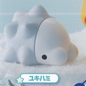 カプキャラ ポケットモンスター 11 3:ユキハミ バンダイ ガチャポン ガチャガチャ ガシャポン yuyou