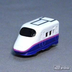 カプセルプラレール 163:E2系新幹線 後尾車 タカラトミーアーツ ガチャポン ガチャガチャ ガシャポン yuyou
