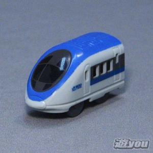 カプセルプラレール 165:500系新幹線 後尾車 タカラトミーアーツ ガチャポン ガチャガチャ ガシャポン yuyou
