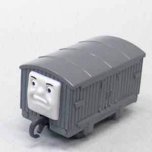 カプセルプラレール きかんしゃトーマス 005:顔付貨車11 タカラトミーアーツ ガチャポン ガチャガチャ ガシャポン yuyou