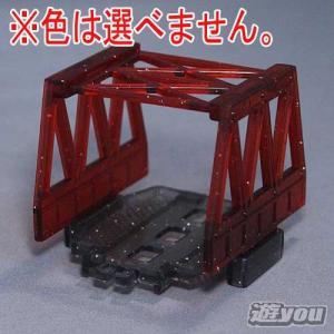 カプセルプラレール きかんしゃトーマス 296:鉄橋5(線路:グレー/キラキラ) タカラトミーアーツ ガチャポン ガチャガチャ ガシャポン yuyou