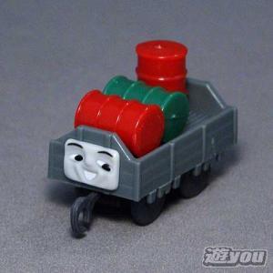 カプセルプラレール きかんしゃトーマス 310:顔付貨車11 タカラトミーアーツ ガチャポン ガチャガチャ ガシャポン|yuyou