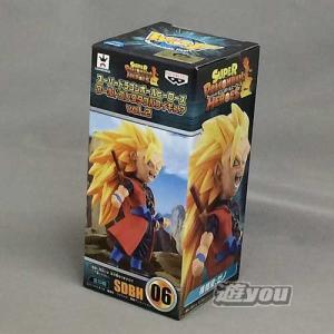 スーパードラゴンボールヒーローズ ワールドコレクタブルフィギュア vol.2 1:SDBH06:孫悟空:ゼノ バンプレスト プライズ|yuyou