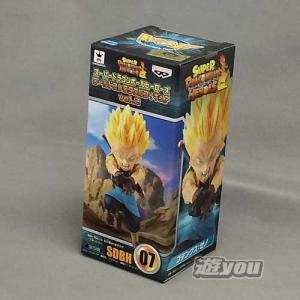 スーパードラゴンボールヒーローズ ワールドコレクタブルフィギュア vol.2 2:SDBH07:ゴテンクス:ゼノ バンプレスト プライズ|yuyou