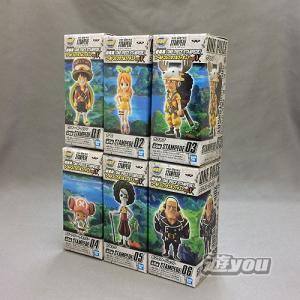 劇場版 ONE PIECE STAMPEDE ワールドコレクタブル フィギュア vol.1 全6種セット バンプレスト ワンピース プライズ|yuyou