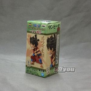 ワンピース ワールド コレクタブル フィギュア ワノ国 5 2:モンキー・D・ルフィ バンプレスト ...