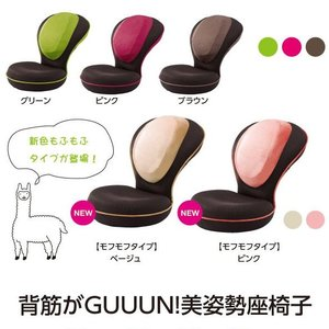 背筋がGUUUN 美姿勢座椅子 背筋グーン 座いす ドリーム 背筋がグーン|yuyu-honpo