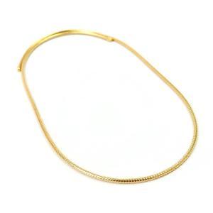 ウルトラネオ K18プレミアム Lサイズ 60cm 2.6mm 磁気ネックレス イエローゴールド ホワイト 2色 保証書付 18金 18K|yuyu-honpo
