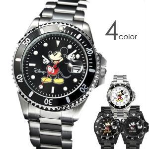 Disney ディズニー ダイヤモンドマリーン ウォッチ 限定生産 シリアルナンバー入り ミッキー 腕時計|yuyu-honpo