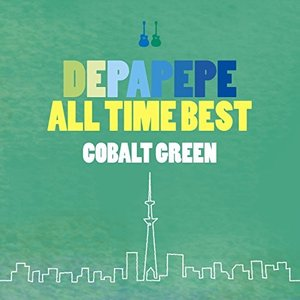 ●DEPAPEPE ALL TIME BEST~COBALT GREEN~(初回生産限定盤)(DVD...