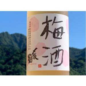宮尾酒造 〆張鶴 梅酒 500ml