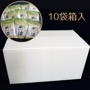 10袋箱入り!即席そば 北海道北竜ひまわりそば 即席麺なのにスープまで本格派! お湯を注ぐだけ!|yuzawamarugoto|04