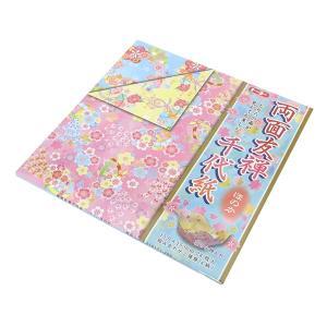 ○トーヨー 両面友禅千代紙  [折り紙/おりがみ/15cm] yuzawaya