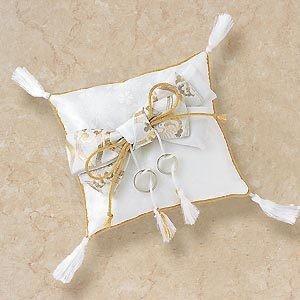 セレモニーのクライマックスを鮮やかに演出するリングピロー! ※こちらの商品は手作りキットです。  ◆...