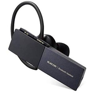エレコム Bluetooth ヘッドセット USB Type-C(充電端子) 1年間保証 ブラック ...