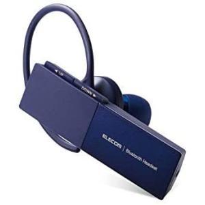 エレコム Bluetooth ヘッドセット USB Type-C(充電端子) 1年間保証 ブルー L...