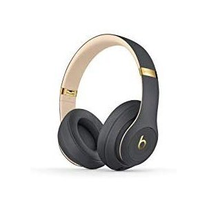 Beats Studio3 Wireless ワイヤレスノイズキャンセリングヘッドホン - シャドー...