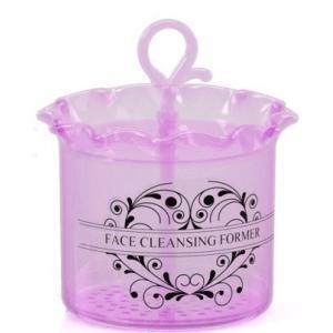 鳥越樹脂工業 洗顔泡立て器 フェイスクレンジングフォーマー ピンク