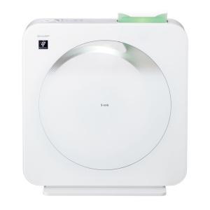 シャープ 空気清浄機 S-style ホワイト FP-FX2-Wの商品画像