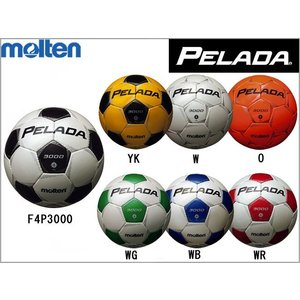 サッカーボール F4P3000 F4P3000WR F4P3000WB