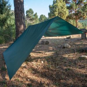 タープ キャンプ 日除け シート UV 超軽量 S,M,L
