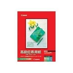 CANON カラーBJ用 高品位専用紙 HR-101SA4|yyyr1206