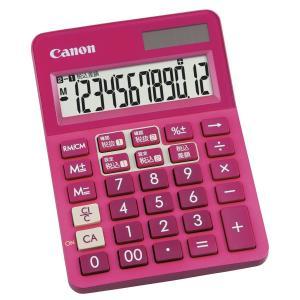 Canon ミニ卓上電卓 W税率 LS-120WT-PK SOB|yyyr1206