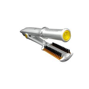 360度回転アイアンヘアカーラー - ストレート/デジタルパーマ/カール 自動ヘアカーラーストレートヘアスプリントグリーン合金多機能ストレートストレートヘアカ|yyyr1206