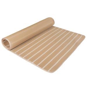 MyeFoam ひんやり 3Dメッシュ構造 敷きパッド 高反発 ベッドパッド 接触冷感 吸汗速乾 夏用 高反発マットレスのように 通気性に優れた 抗菌防臭 防ダニ 冷感 ベ|yyyr1206