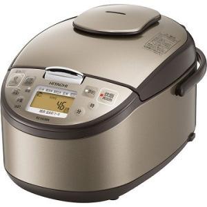 日立 1升 圧力IH炊飯器 RZ-VG18M-T ライトブラウン 送料無料(沖縄県を除く)|yz-office