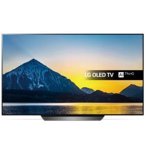 LG 55V型 4K対応有機ELテレビ OLED55B8PJA ドルビービジョン対応 ドルビーアトモ...