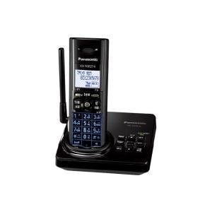 パナソニック コードレス電話機 RU・RU・RU(ル・ル・ル) VE-SV08DL-K ブラック 【送料無料(沖縄県を除く)】|yz-office