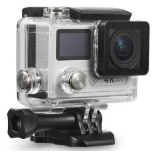 JOYEUX 4K-WiFi 1080PアクションカメラPRO SVC500SV シルバー 送料無料(沖縄県を除く)|yz-office