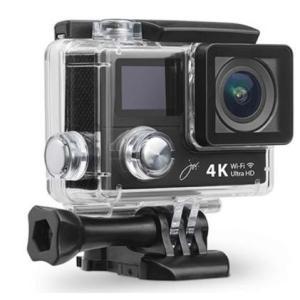 JOYEUX 4K-WiFi 1080PアクションカメラPRO SVC500BK ブラック 送料無料(沖縄県を除く)|yz-office