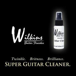 【ウィルキンスギタークリーナー】 Wilkins Guitar Cleaner 【ラッカー対応ポリッ...
