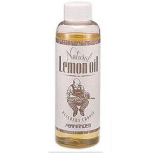 【定番レモンオイル】 FERNANDES NATURAL LEMON OIL 【メ便不可】