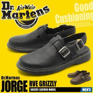 DR.MARTENS ドクターマーチン サンダル ジョージ JORGE RVE GRIZZLY メンズ