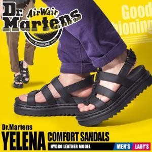 DR.MARTENS ドクターマーチン サンダル イェレナ サンダル 23800001 メンズ レディース