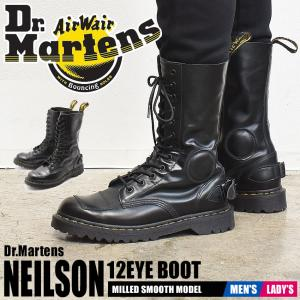 DR.MARTENS ドクターマーチン メンズ レディースブーツ ニールソン 12ホール ブーツ 23702001|z-craft