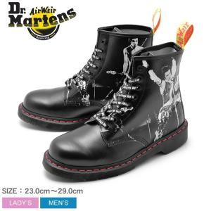 DR.MARTENS ドクターマーチン メンズ レディース ブーツ 1460 8ホールブーツ セックス・ピストルズ 24789001 靴 シューズ|z-craft