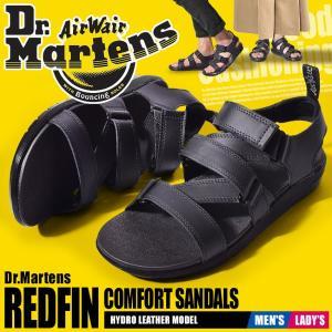 DR.MARTENS ドクターマーチン サンダル レッドフィン REDFIN 23483001 メンズ レディース