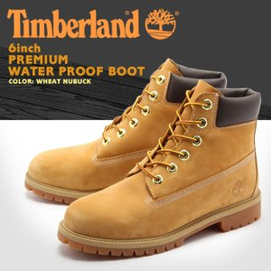 ティンバーランド 靴 ブーツ レディース TIMBERLAND ジュニア 6インチ プレミアムブーツ...