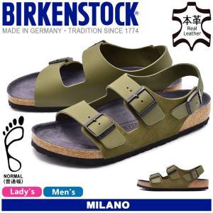 BIRKENSTOCK ビルケンシュトック ミラノ [普通幅タイプ] MIRANO 1011399 ...