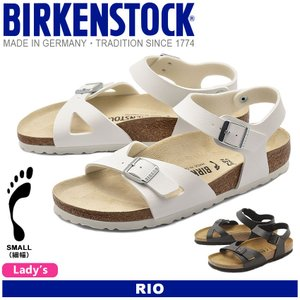 ビルケンシュトック ビルケン・シュトック BIRKENSTOCK サンダル リオ [細幅タイプ] RIO レディース
